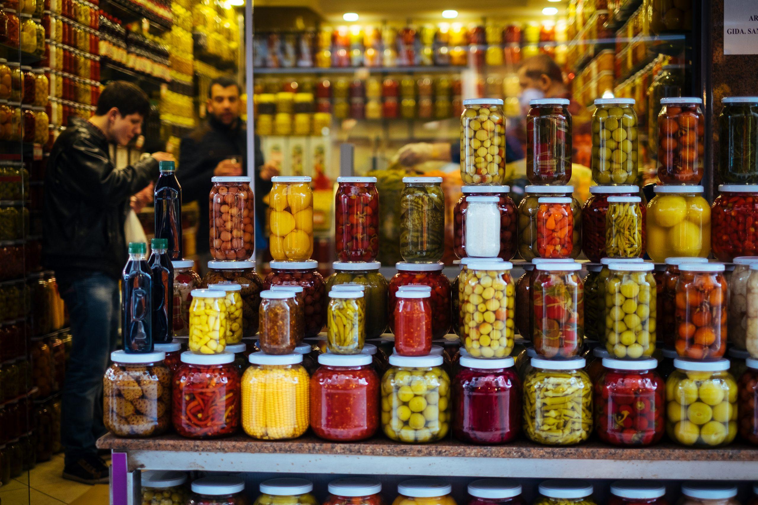 Istanbul: ingemaakte zaken in Beyoglu